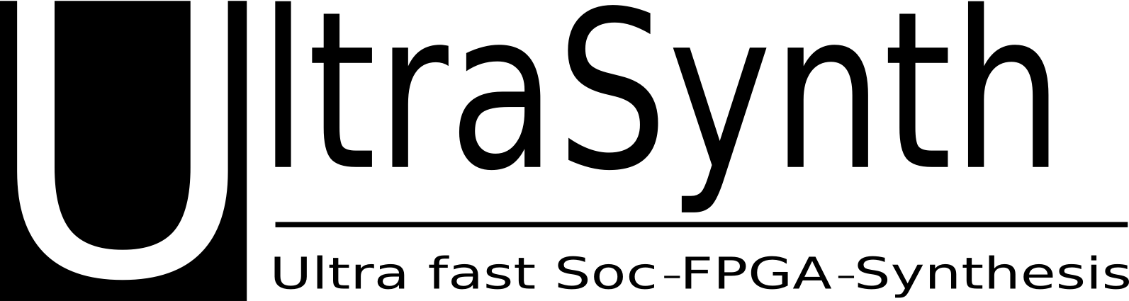UltraSynth logo